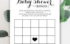 Free Baby Shower Printable – Baby Bingo – Instant Download In 2019 – Free Printable Baby Shower Bingo
