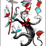 Free Cat In The Hat Clip Art Pictures – Clipartix – Free Printable Cat In The Hat Clip Art