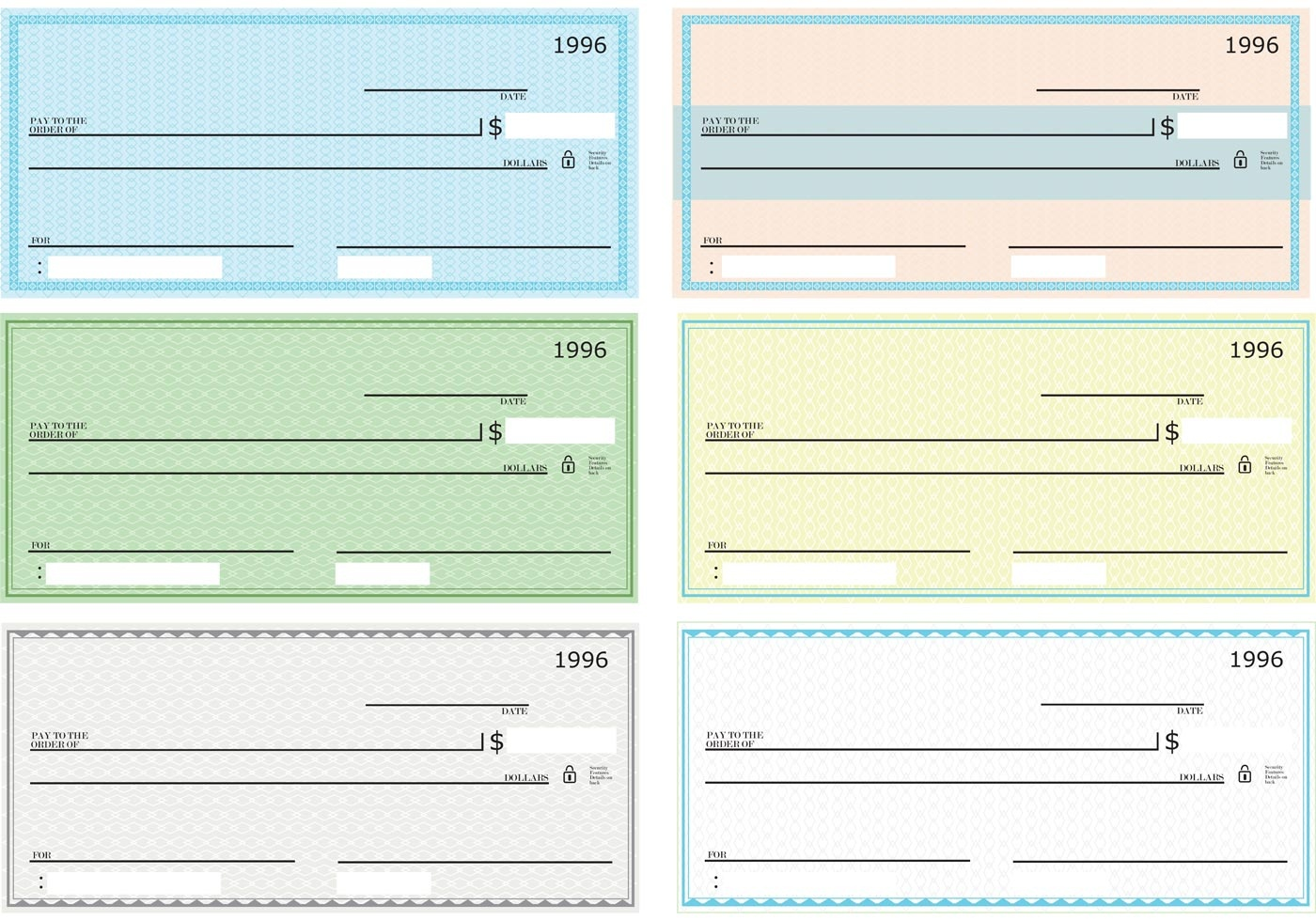 Free Check Template - Demir.iso-Consulting.co - Free Printable Checks