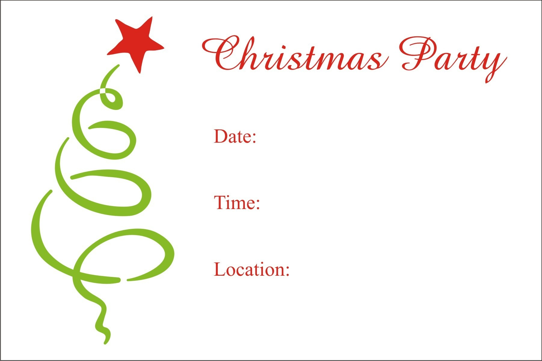 Free Invitations - Party Invites Personalized Party Invites - Free Printable Religious Christmas Invitations