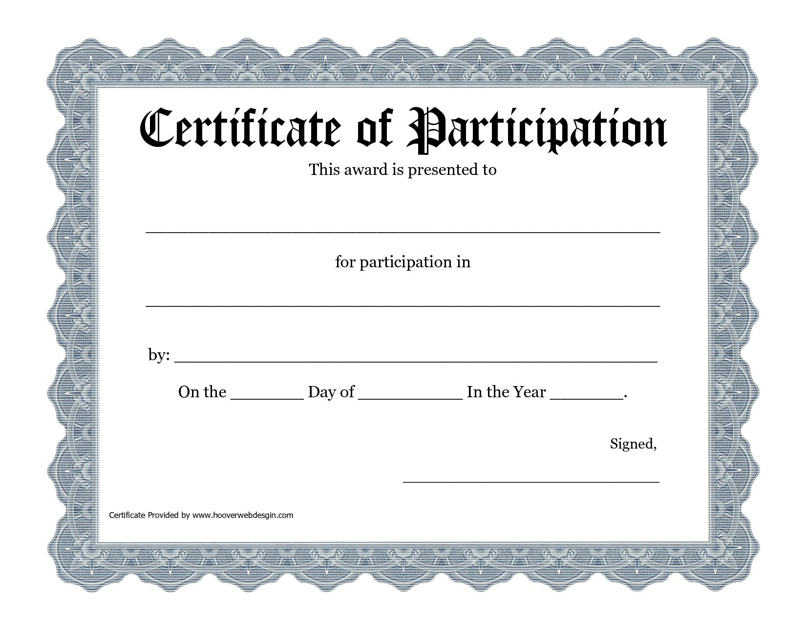 Free Printable Award Certificate Template - Bing Images   2016 Art - Free Printable Best Daughter Certificate