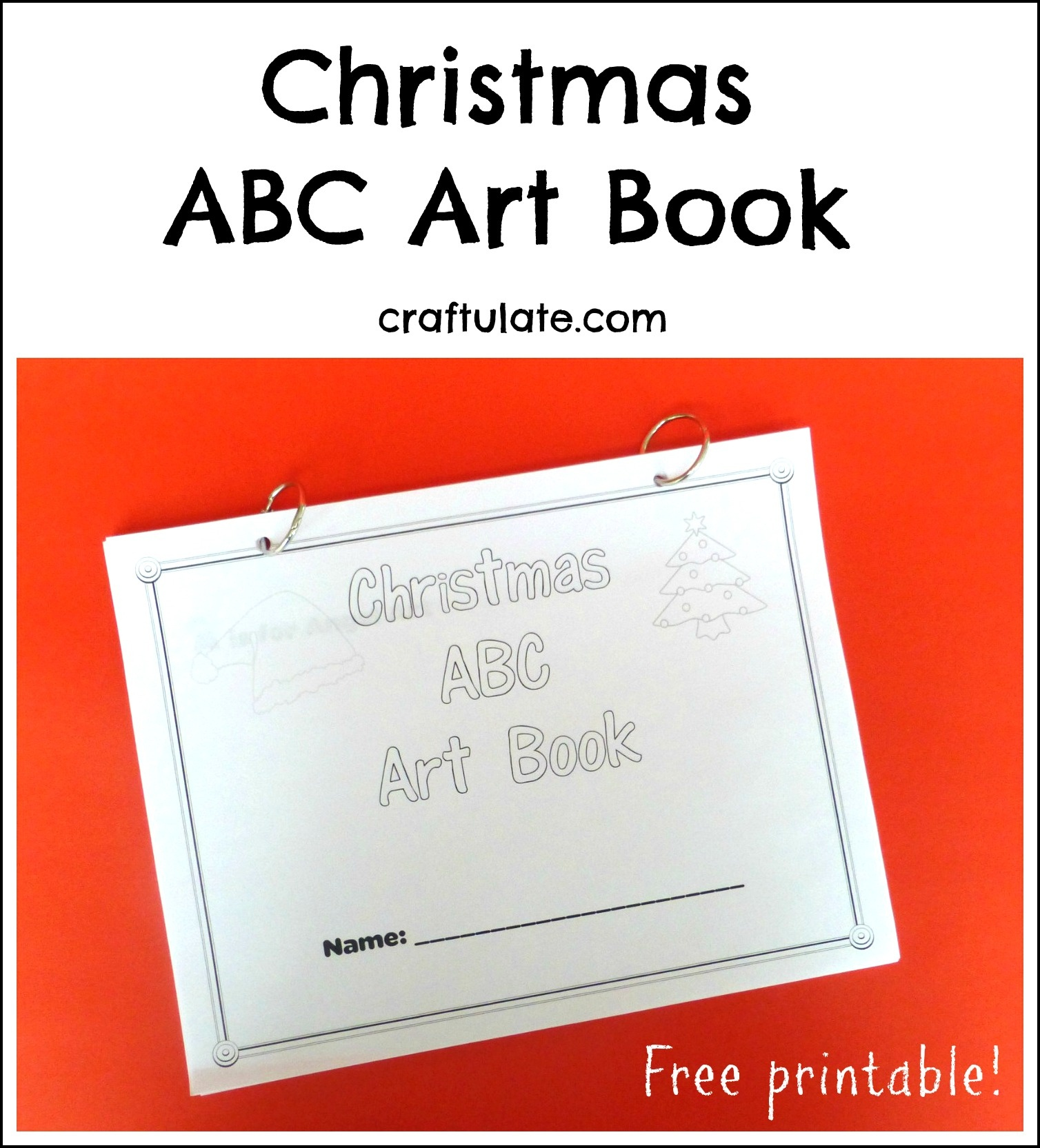Free Printable Christmas Books For Preschoolers – Festival Collections - Free Printable Christmas Books For Kindergarten