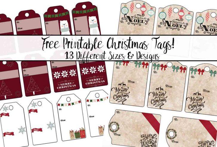 Free Printable Christmas Designs
