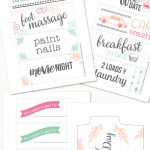 Free Printable Mother's Day Coupons To Make Mom's Day | Holidays - Free Printable Homemade Coupon Book