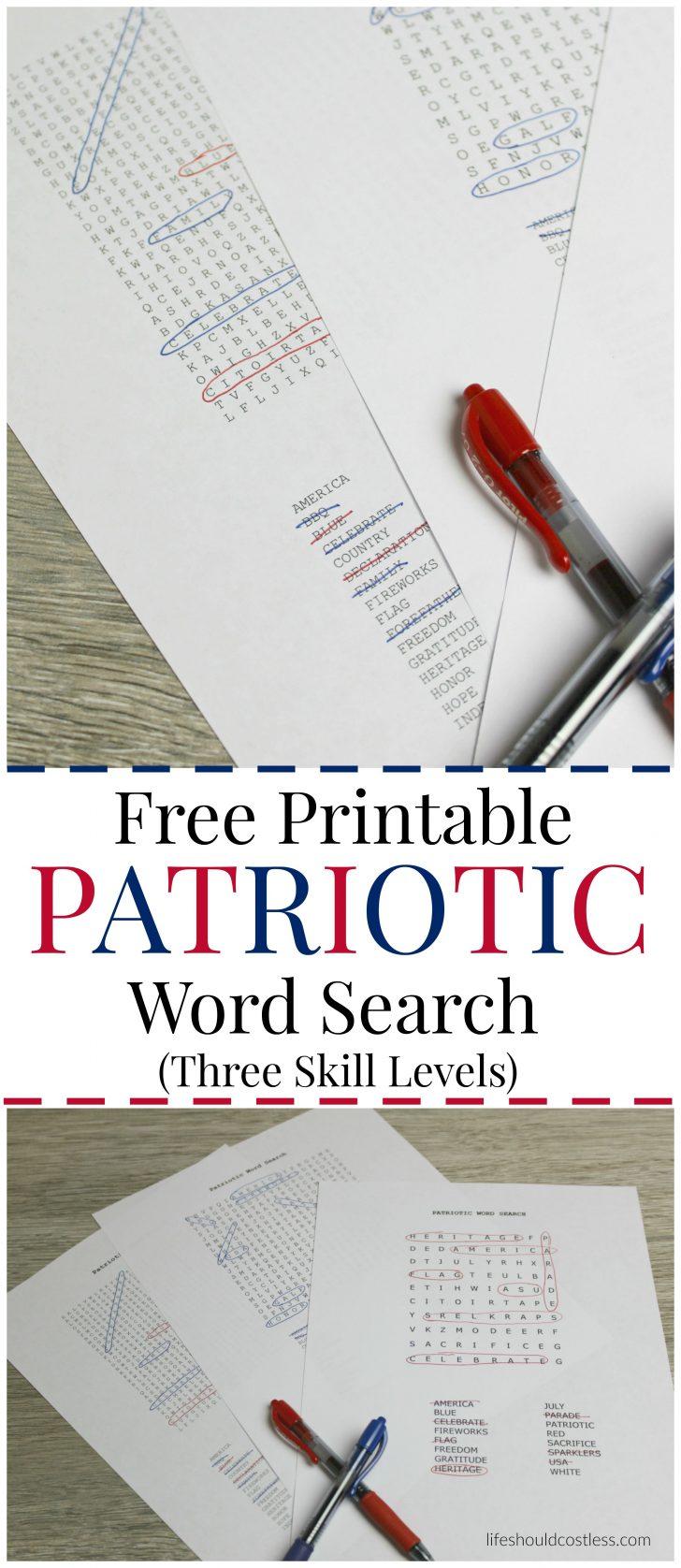 Free Printable Sud