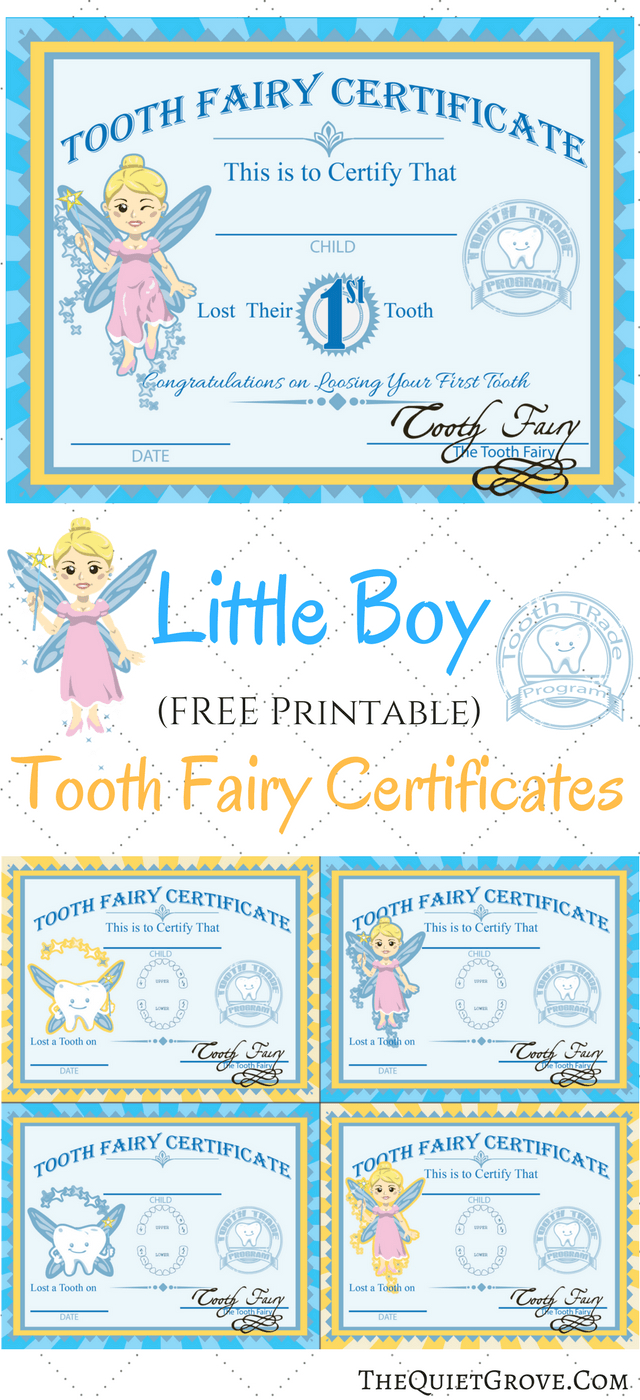 Free Printable Tooth Fairy Certificates   Parenting   Tooth Fairy - Free Printable Tooth Fairy Letter And Envelope
