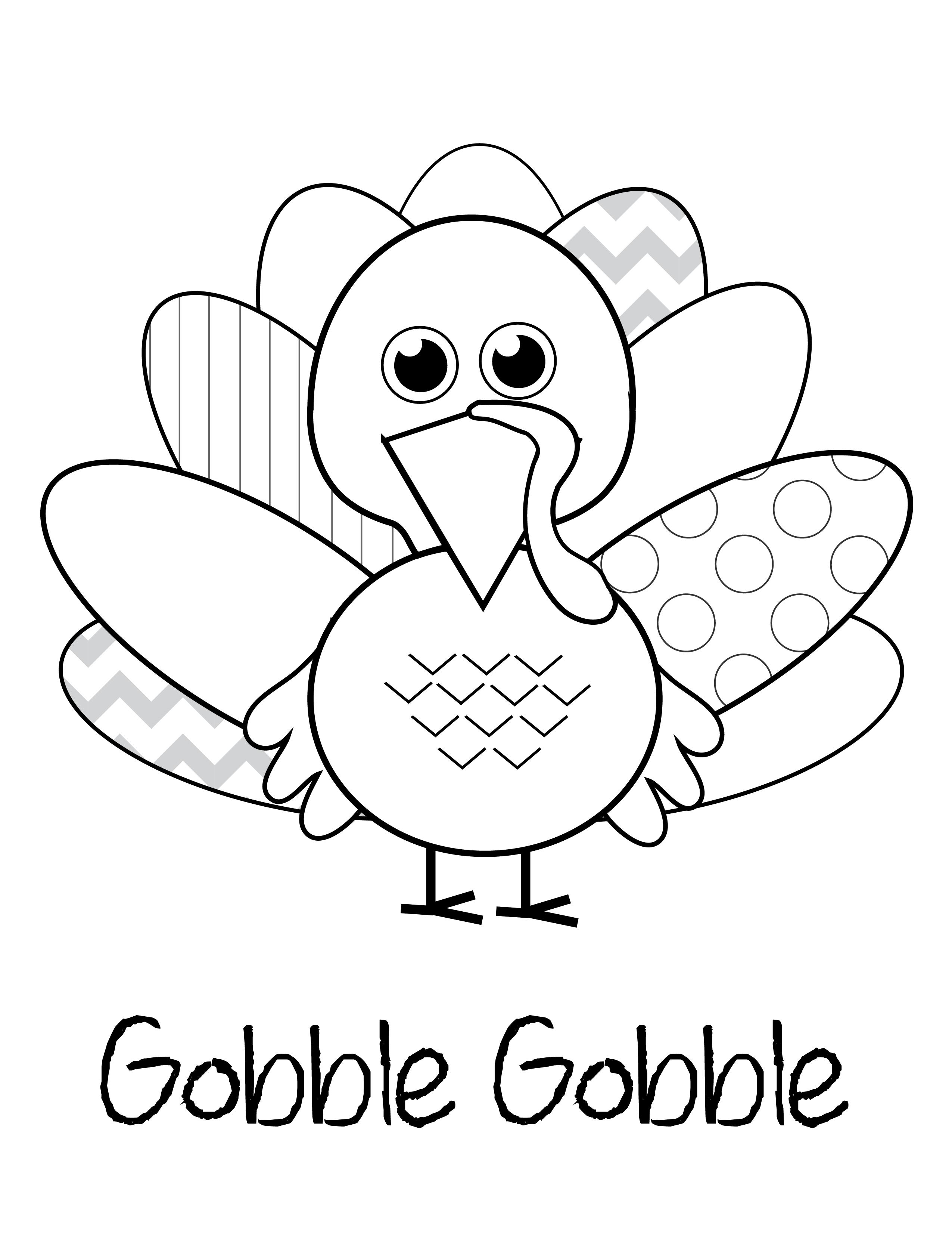 Free Thanksgiving Printables   Printable   Dibujos De Acción De - Free Printable Thanksgiving Activities For Preschoolers