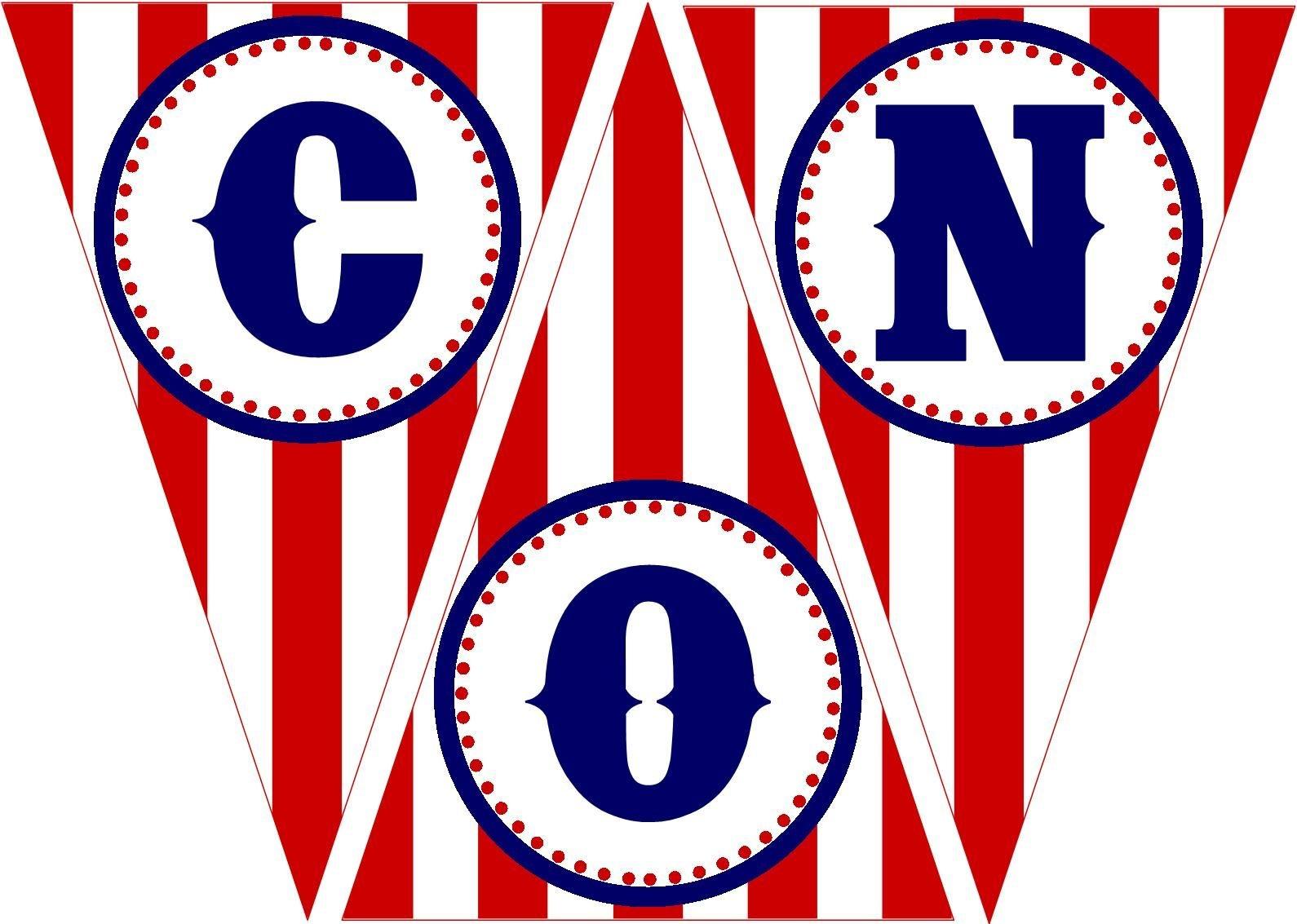 Friday Freebie - Printable Baseball Concessions Banner   Db - Free Concessions Printable