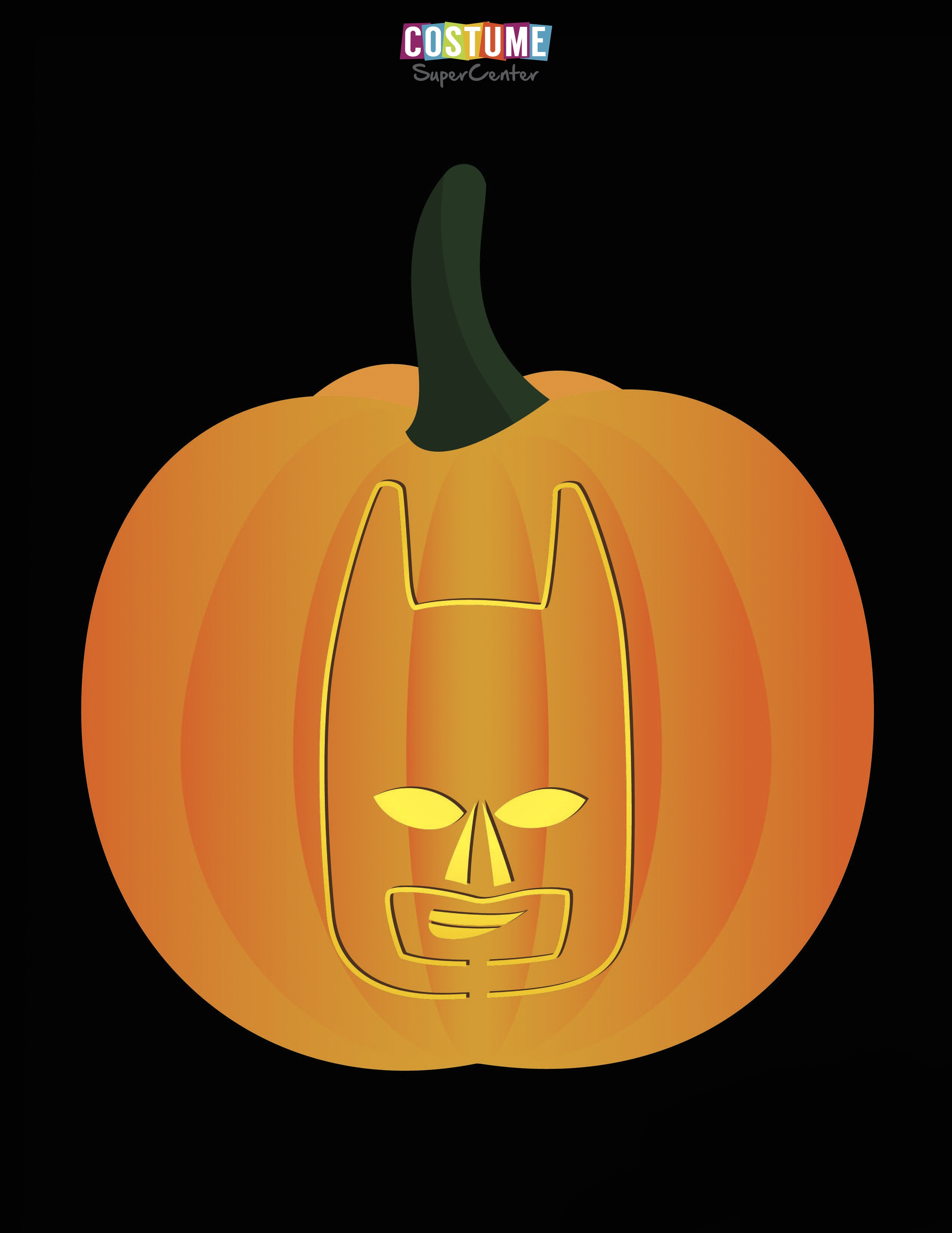 Fun And Free Printable Themed Pumpkin Carving Stencils — All For The - Free Printable Pumpkin Stencils