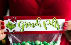Grinch Pills | Christmas Gifts And Free Printables | 6 Of The – Grinch Pills Free Printable