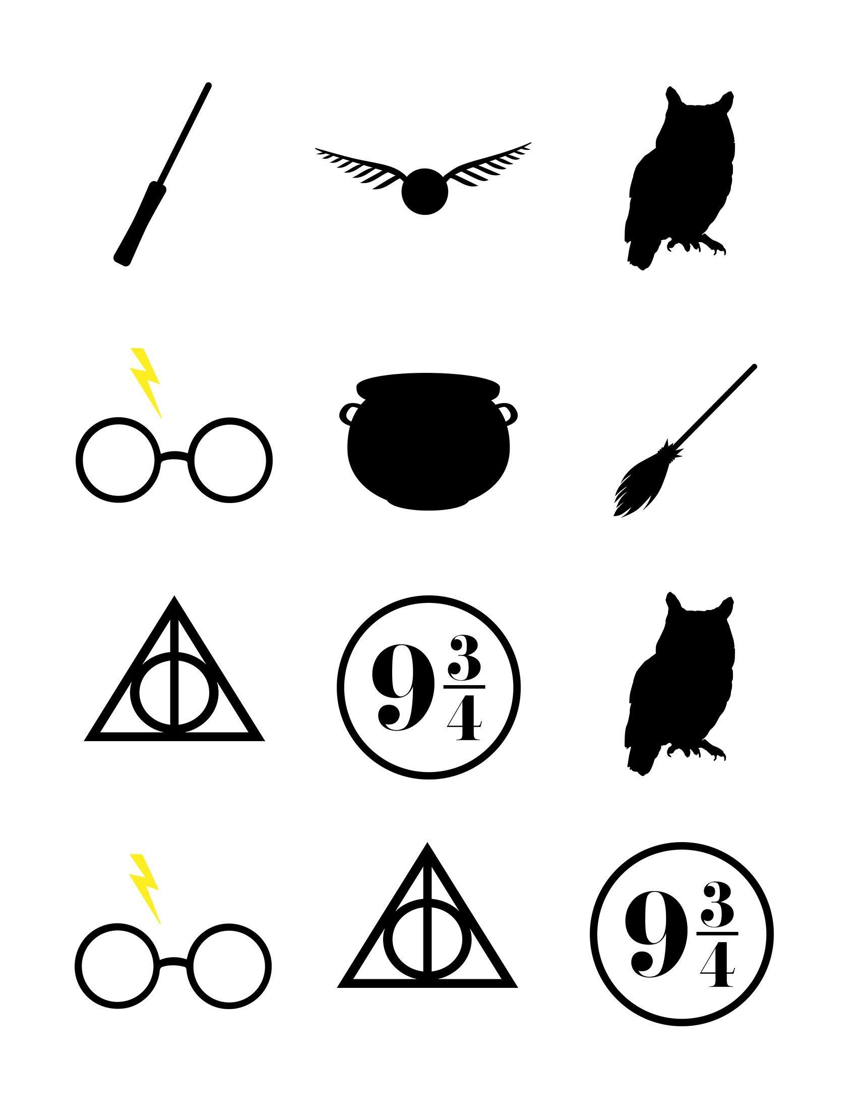 Harry Potter Baby Shower   Harry Potter Stuff   Harry Potter Baby - Free Printable Harry Potter Clip Art