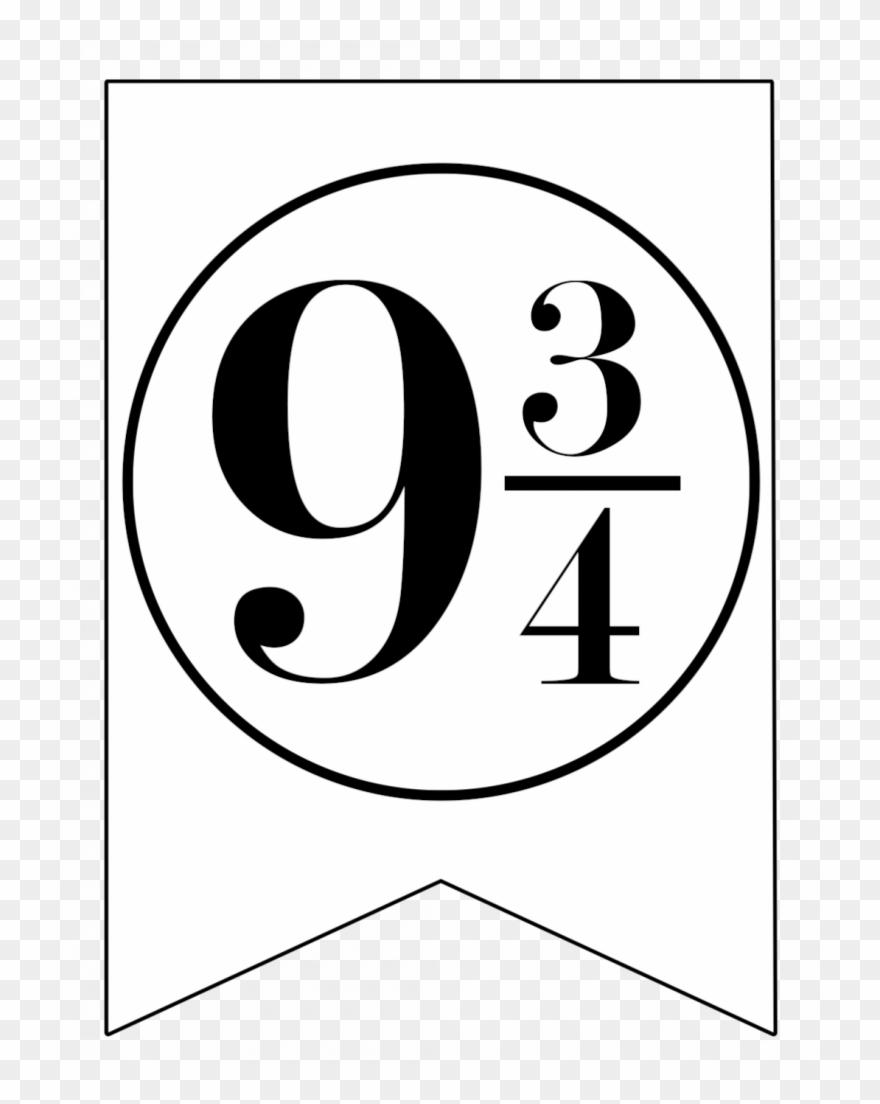 Harry Potter Banner Free Printable Decor Clipart (#2932374) - Pinclipart - Free Printable Harry Potter Clip Art