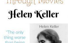 Helen Keller Unit Study And Free Printables – Homeschool Giveaways – Free Printable Pictures Of Helen Keller