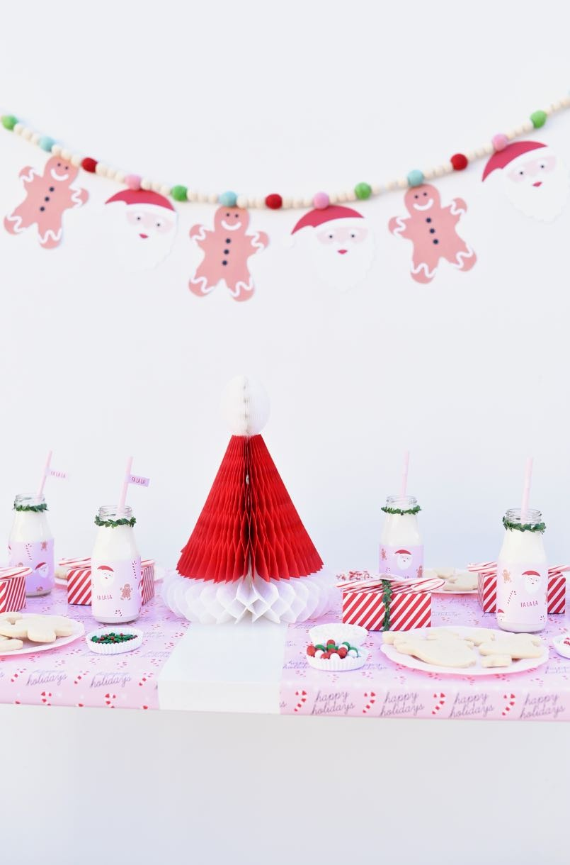 How To Plan The Ultimate Christmas Cookie Decorating Party - Free Printable Cookie Decorating Invitations