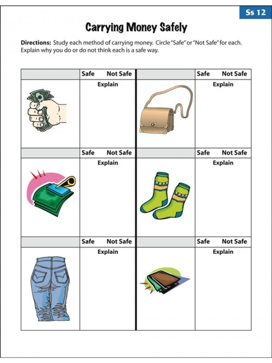 Image Result For Independent Living Skills Worksheets Free - Free Printable Life Skills Worksheets