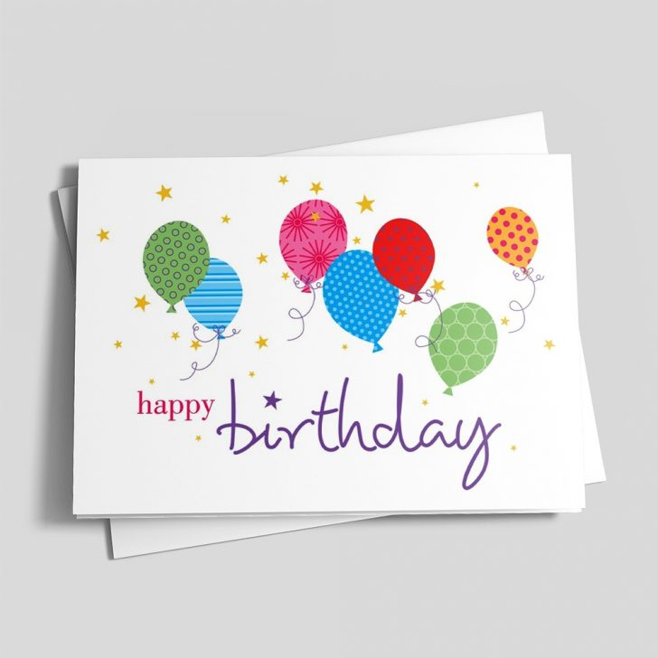 Free Online Printable Birthday Cards