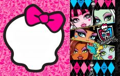 Monster High: Invitations And Party Free Printables. | Father's Day – Free Printable Monster High Stickers