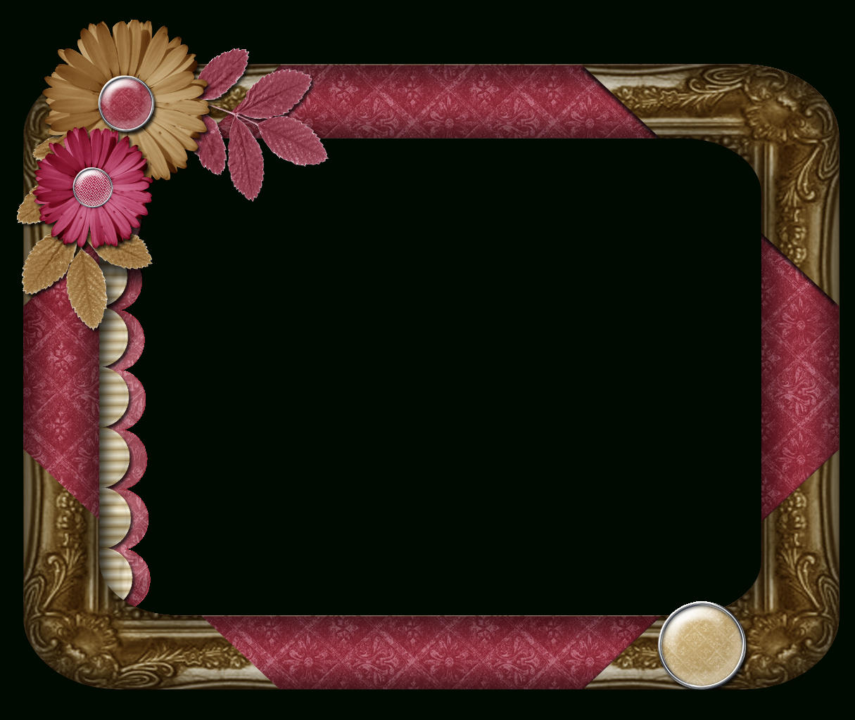 Pinrt Digital Media Marketing On Frames   Free Digital - Free Printable Frames For Scrapbooking
