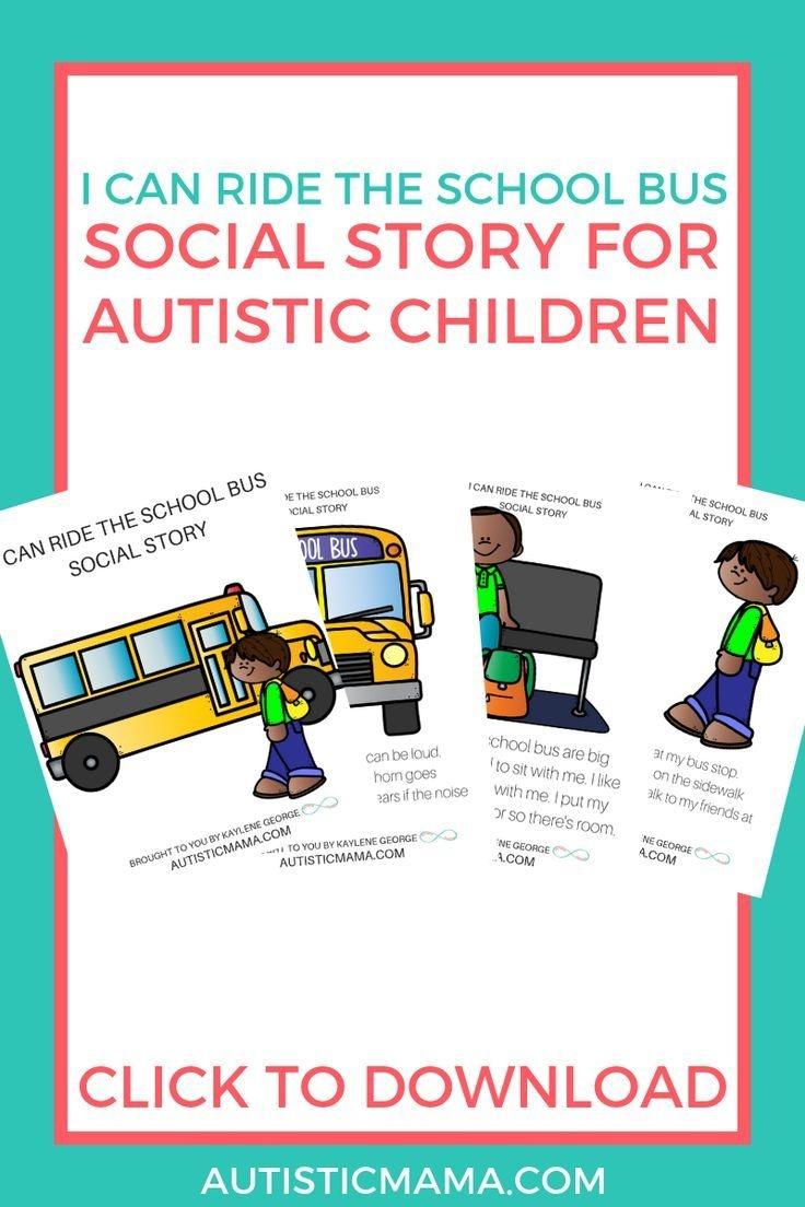 Pinterest - Free Printable Social Stories