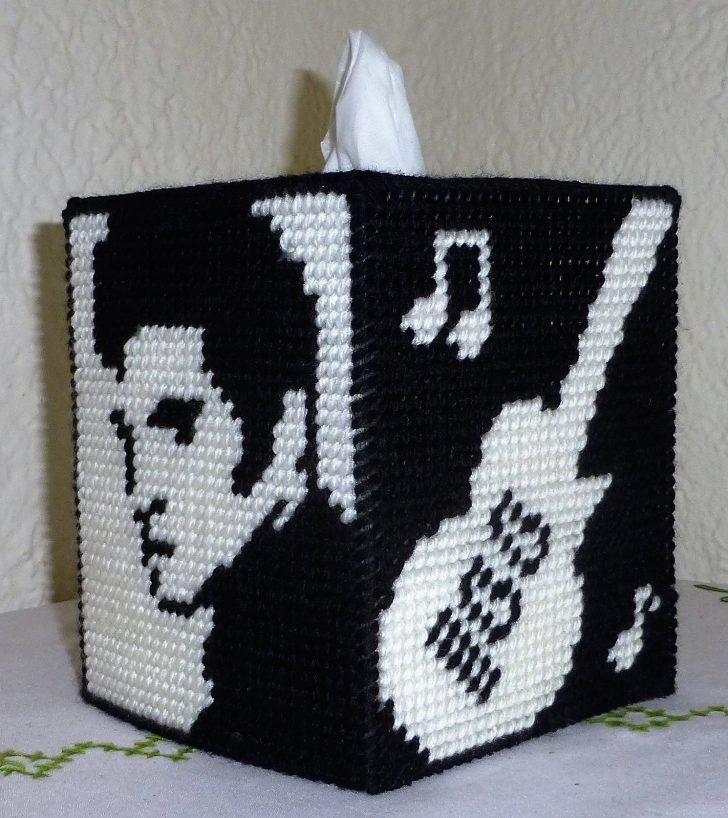 Free Printable Plastic Canvas Tissue Box Patterns