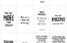 image about Printable Positive Affirmations named Confident Affirmations Print And Percentage With Buddies Overlook