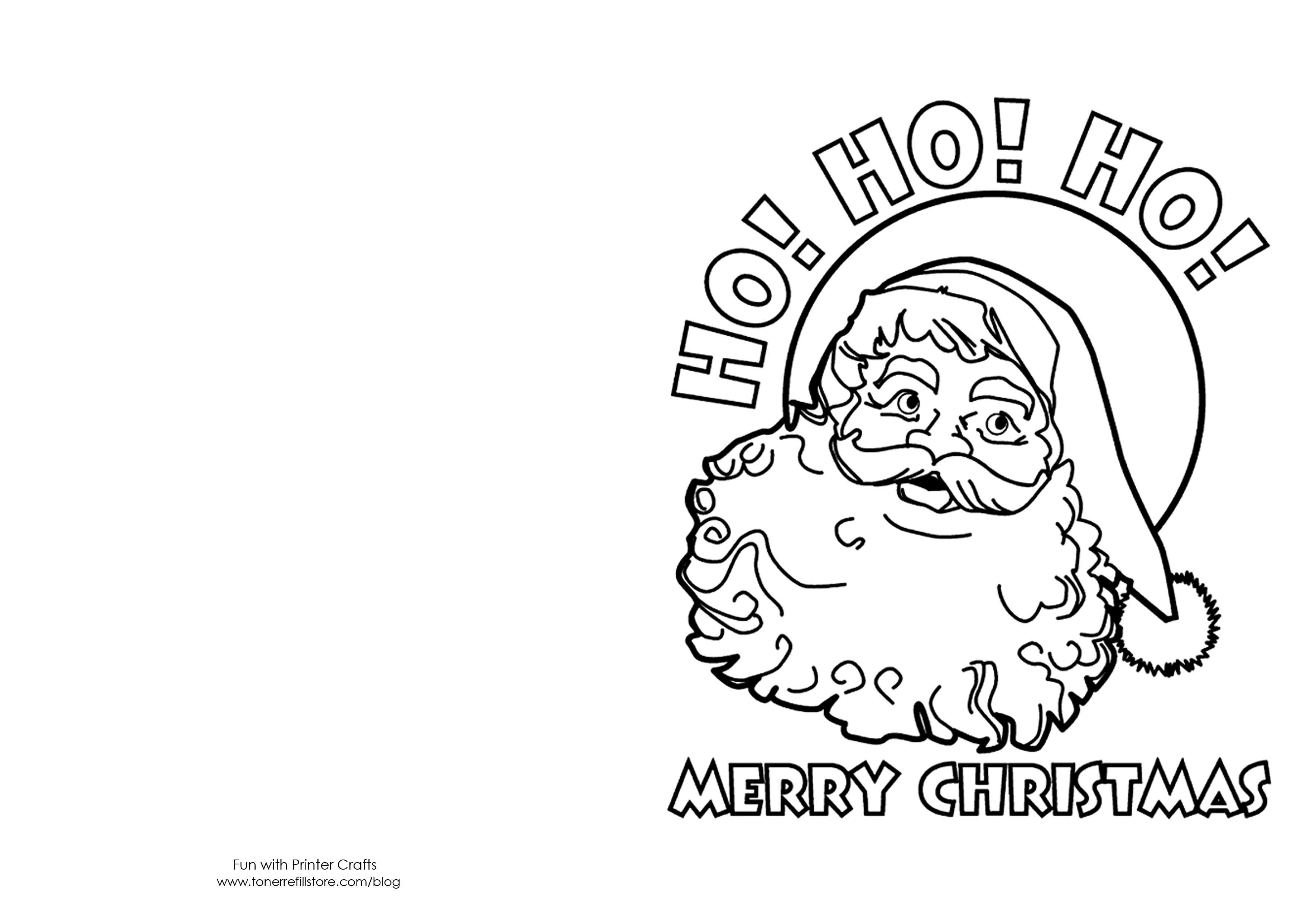 Presidencycollegekolkata/wp-Content/uploads/bl - Free Printable Christmas Cards To Color