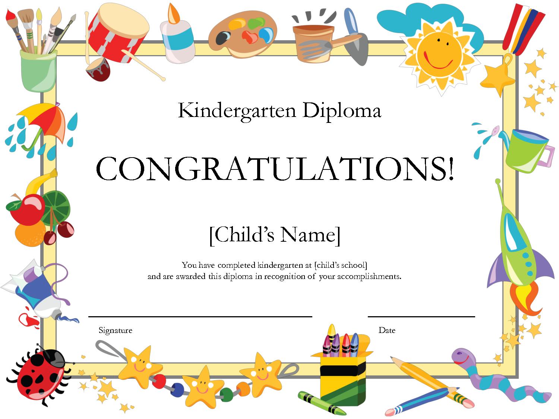 Printable Certificates | Printable Certificates Diplomas Awards - Free Printable School Certificates Templates