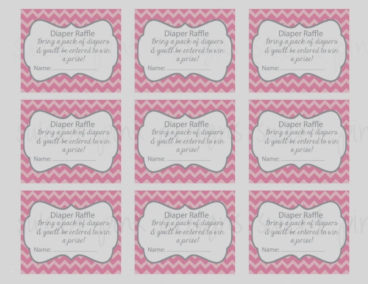 Review Free Printable Diaper Raffle Tickets For Baby Shower - Ideas - Diaper Raffle Template Free Printable