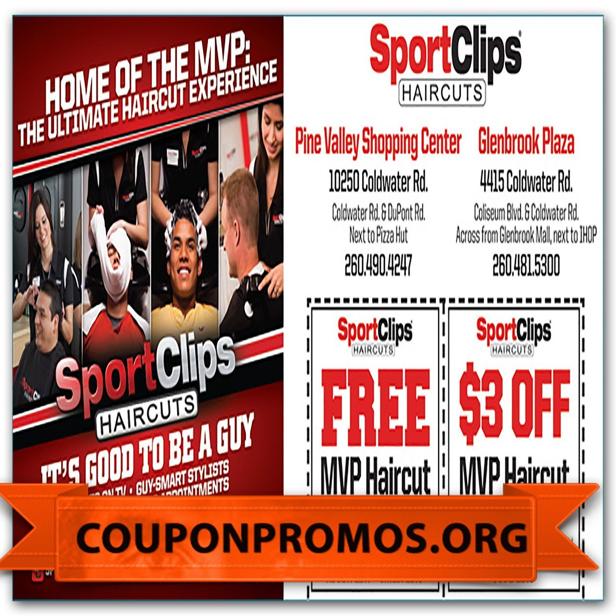 Sports Clips Coupon Printable For December   Sample Coupons For - Sports Clips Free Haircut Printable Coupon