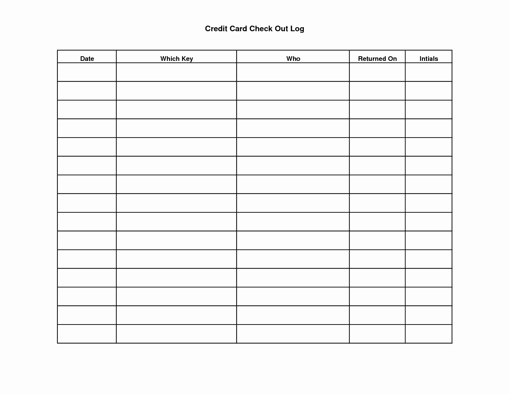 Supply Inventory Spreadsheet Template Or Inventory Sign Out Sheet - Free Printable Sign In And Out Sheets