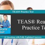 Teas Reading Practice Test   Free Printable Teas Test Study Guide