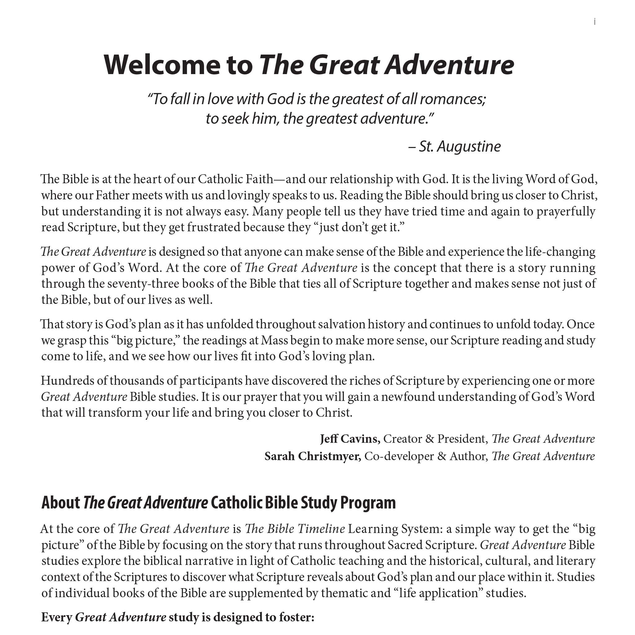 The Bible Timeline Study Program – Ascension - Printable Women's Bible Study Lessons Free