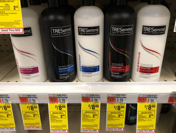 Free Printable Tresemme Coupons