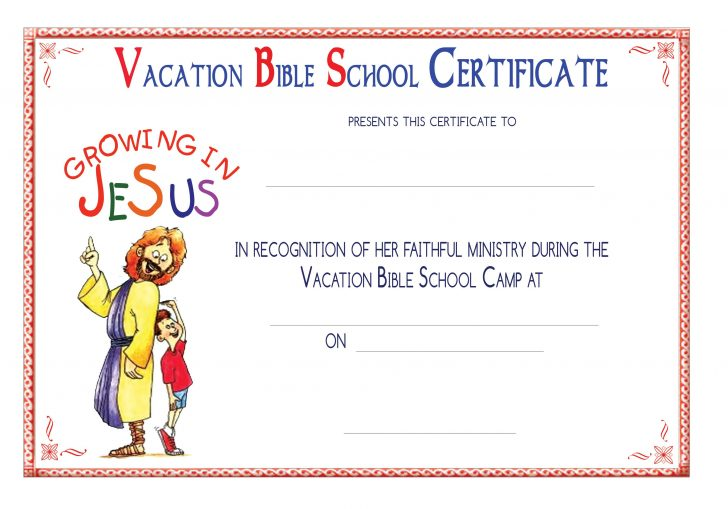 Free Printable School Certificates Templates